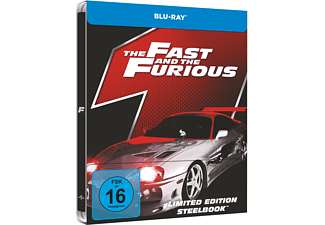 The Fast and the Furious (Exklusives Steelbook) - (Blu-ray)