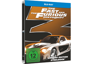 The Fast and the Furious - Tokyo Drift (Exklusives Steelbook) - (Blu-ray)