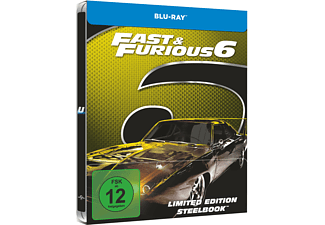 Fast & Furious 6 (Exklusives Steelbook) - (Blu-ray)