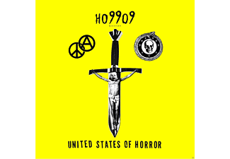 Ho99o9 - United States Of Horror (Vinyl) - (Vinyl)