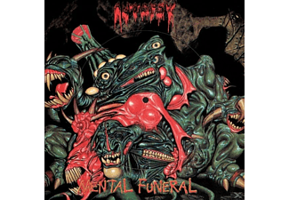 Autopsy - Mental Funeral (Limited Picture LP) - (Vinyl)