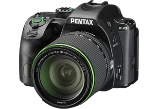 PENTAX Appareil photo reflex K-70 + 18-135mm (16255)