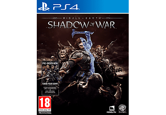Middle-earth: Shadow of War NL/FR PS4