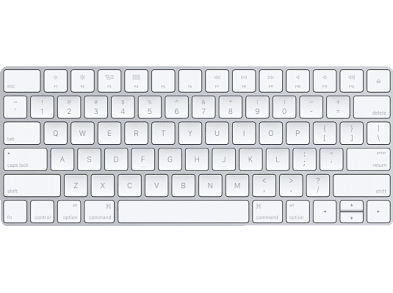 APPLE MLA22B/A Magic Keyboard EN, Bluetooth Tastatur
