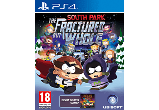 South Park: The Fractured but Whole NL/FR PS4