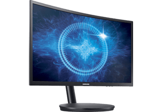 SAMSUNG LC24FG70FQMXUF 23.5 inç Curved 1 ms Full HD Monitör