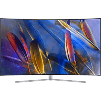 SAMSUNG QE65Q7CGMT QLED TV (Curved, 65 Zoll/163 cm, UHD 4K, SMART TV, Tizen)