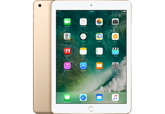 "APPLE iPad 9.7"" 128 GB Cellular - Guld"
