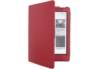 GECKO Book cover Luxe Aura Edition 2 Rouge (V4T47C4)