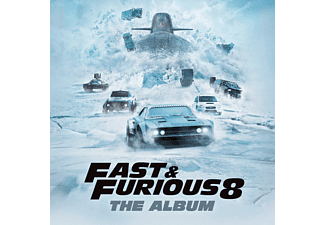 VARIOUS - Fast & Furious 8:The Album - (CD)