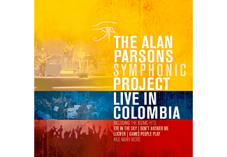 The Alan Parsons Symphonic Project - Live In Colombia - (CD)