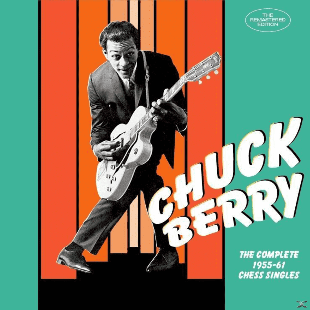 The Complete 1955-1961 Chess Singles Chuck Berry auf CD