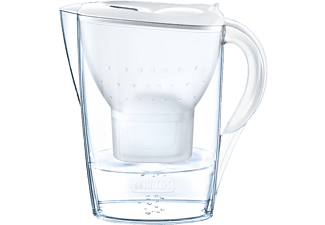 BRITA Carafe filtrante Fill & Enjoy Marella Cool White 2.4 l (1024037)