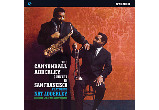Cannonball Adderley - In San Francisco (Vinyl LP (nagylemez))
