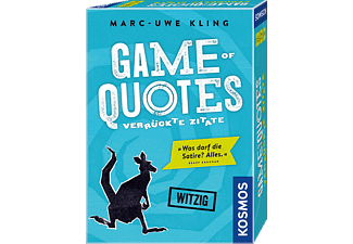 KOSMOS 692926 Game of Quotes