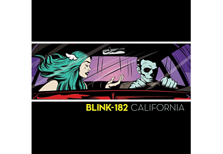 Blink 182 - California (Deluxe Edition) (CD)