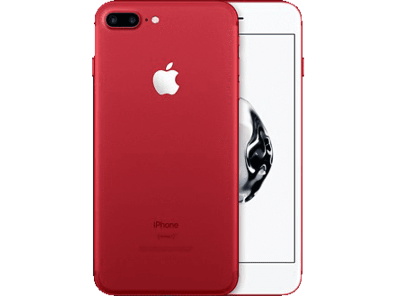 APPLE iPhone 7 Plus (Product) Red™ 128 GB Rot | 00190198354785