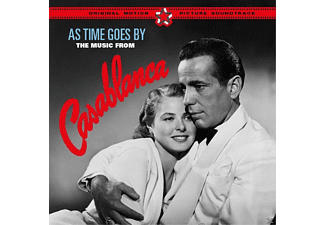 OST/VARIOUS - As Time Goes By,The Music From Casablanca - (CD)