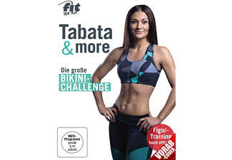 Fit For Fun - Tabata & more - Die große Bikini-Challenge - (DVD)
