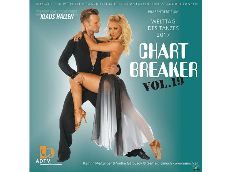 Klaus Hallen - Chartbreaker For Dancing Vol.19 [CD]