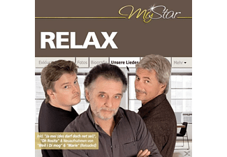 Relax - My Star - (CD)