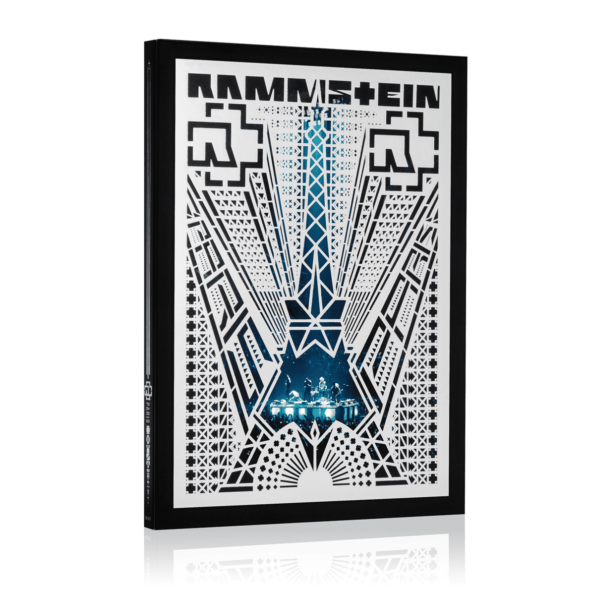 Rammstein: Paris (Special Edt.) Rammstein auf CD + Blu-ray Disc
