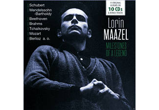 Lorin Maazel - Milestones Of A Legend - Lorin Maazel - (CD)