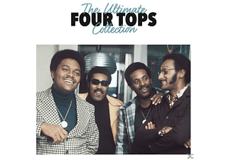 The Four Tops - The Ultimate Collection - (CD)