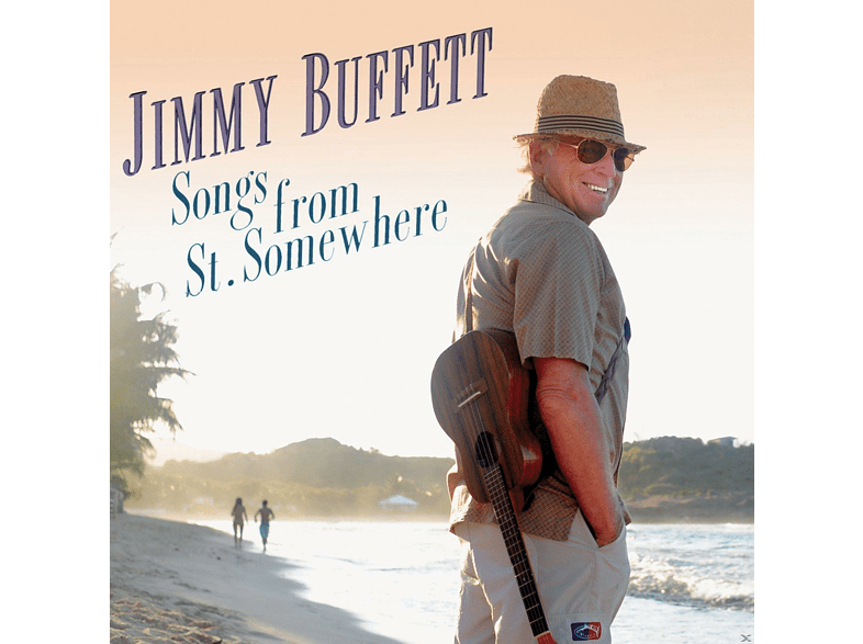 Jimmy Buffett - Songs From St.Somewhere [Vinyl]