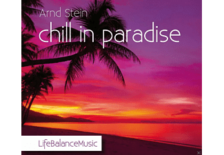 Stein Arnd - chill in paradise-Life Balance Music - (CD)