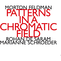Rohan De Saram, Marianne Schroeder, VARIOUS - Patterns in a Chromatic Field [5 Zoll Single CD (2-Track)]