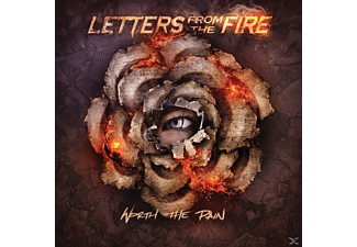 Letters From The Fire - Worth The Pain - (CD)