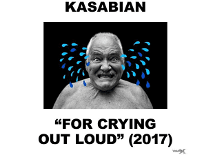Kasabian - For Crying Out Loud - (CD)