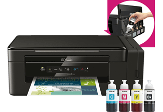 EPSON EcoTank ET-2650, 3-in-1 Tinten-Multifunktionsdrucker