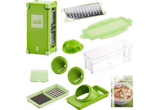 GENIUS 33837 Nicer Dicer Magic Cube, Hobel-Set