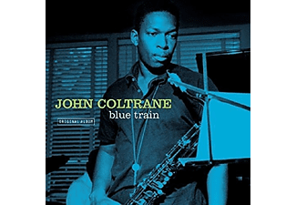 John Coltrane - Blue Train - Original Album (Vinyl LP (nagylemez))