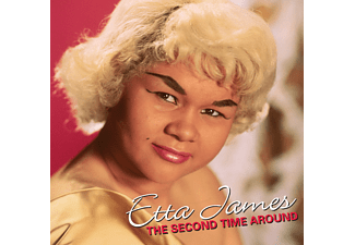 Etta James - The Second Time Around (CD)