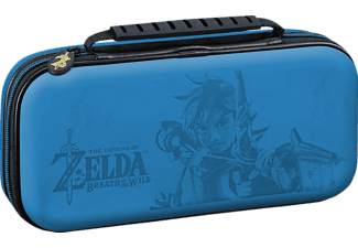 ALS Travel Case Zelda, Nintendo Switch Tasche, Blau