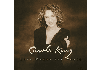 Carole King - Love Makes the World (High Quality) (Vinyl LP (nagylemez))