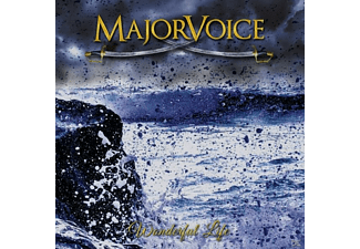 Majorvoice - Wonderful Life - (CD-Mini-Album)