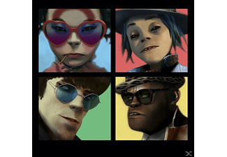 Gorillaz - Humanz Deluxe Edition CD