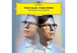 Vikingur Olafsson - Philip Glass: Piano Works - (Vinyl)