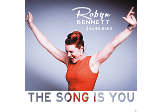 Robyn Bennett - The Song Is You - (CD)