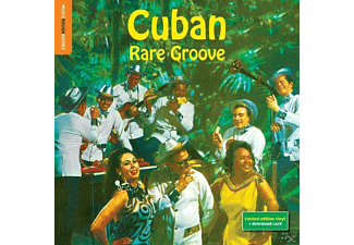 VARIOUS - Rough Guide: Cuban Rare Groove - (LP + Download)