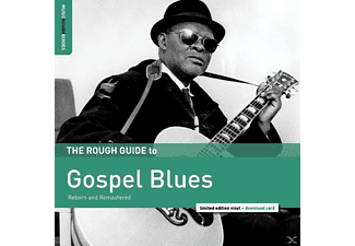 VARIOUS - Rough Guide: Gospel Blues - (LP + Download)