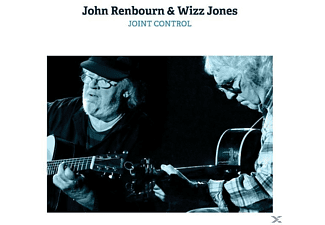 John & Wizz Jones Renbourn - Joint Control - (LP + Download)