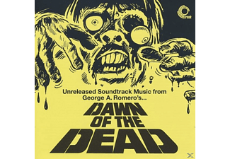 VARIOUS - DAWN OF THE DEAD - UNRELEASED - (CD)