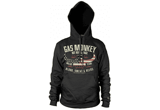 Gas Monkey Garage America Viking Hoodie L