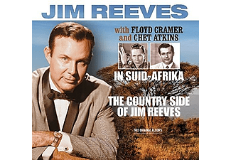 Jim / Floyd Cramer Reeves - Country Side of Jim Reeves/ In Suid-afrika (CD)