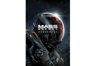Mass Effect Andromeda Poster